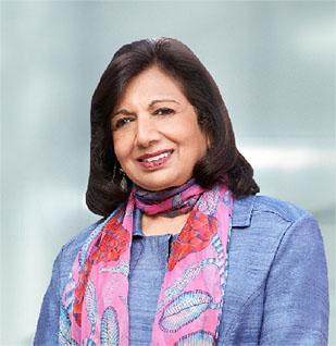 Kiran Mazumdar Shaw - Biocon
