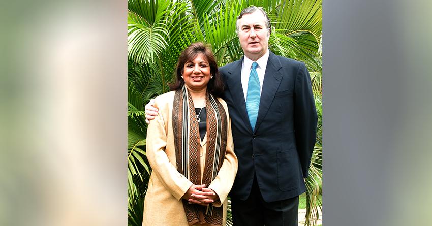 Kiran Mazumdar-Shaw and John Shaw take full ownership of Biocon