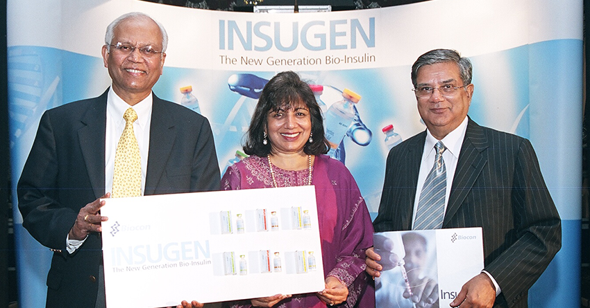 The launch of Insugen®, an indigenous brand of rh-insulin, helped lower insulin prices in India